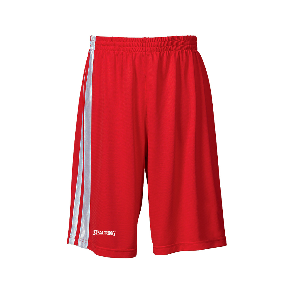 Spalding MVP Shorts - Rouge
