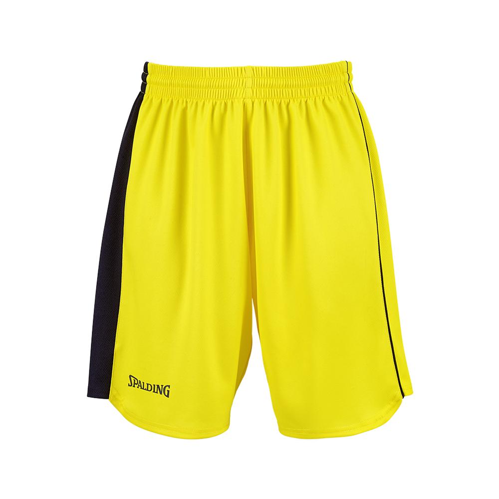 Spalding 4Her II Shorts - Jaune