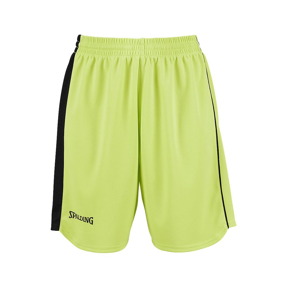 Spalding 4Her II Shorts - Vert Fluo