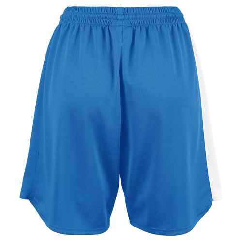 Spalding 4Her II Shorts - Cyan - Dos