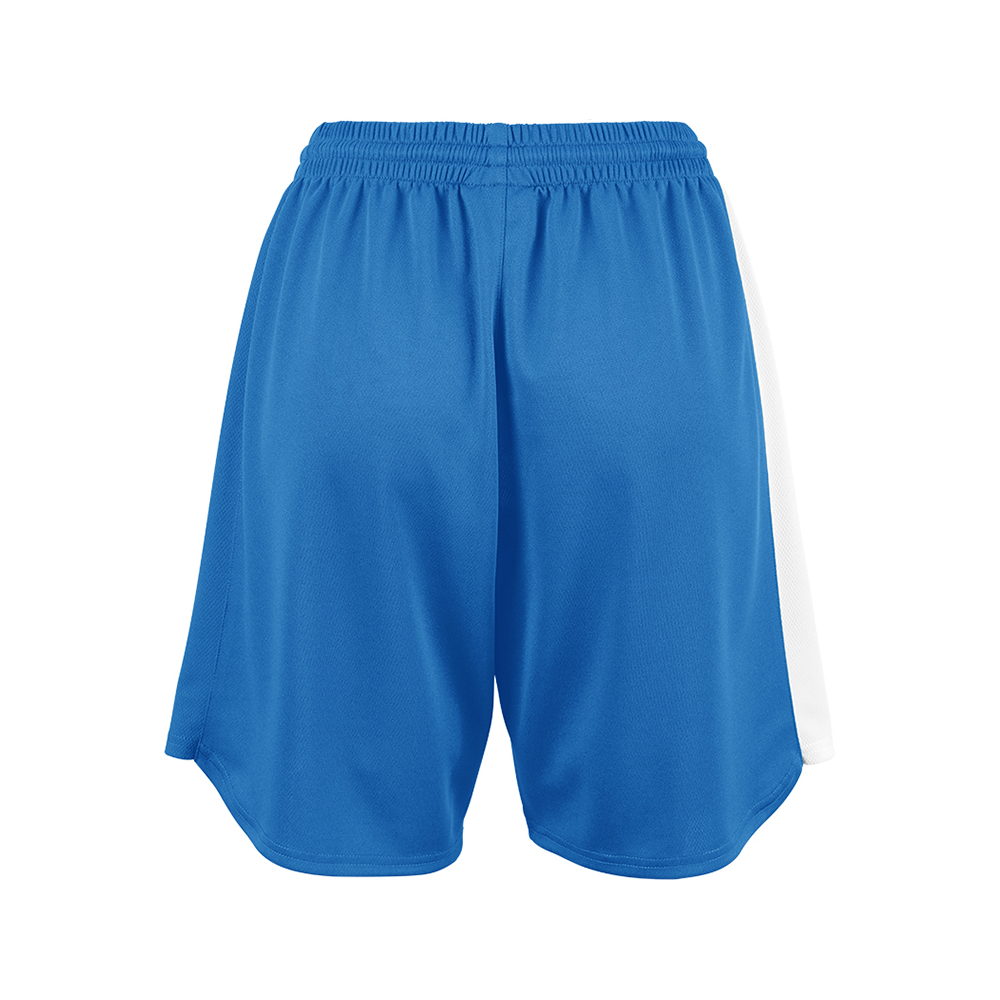 Spalding 4Her II Shorts - Cyan - Dos