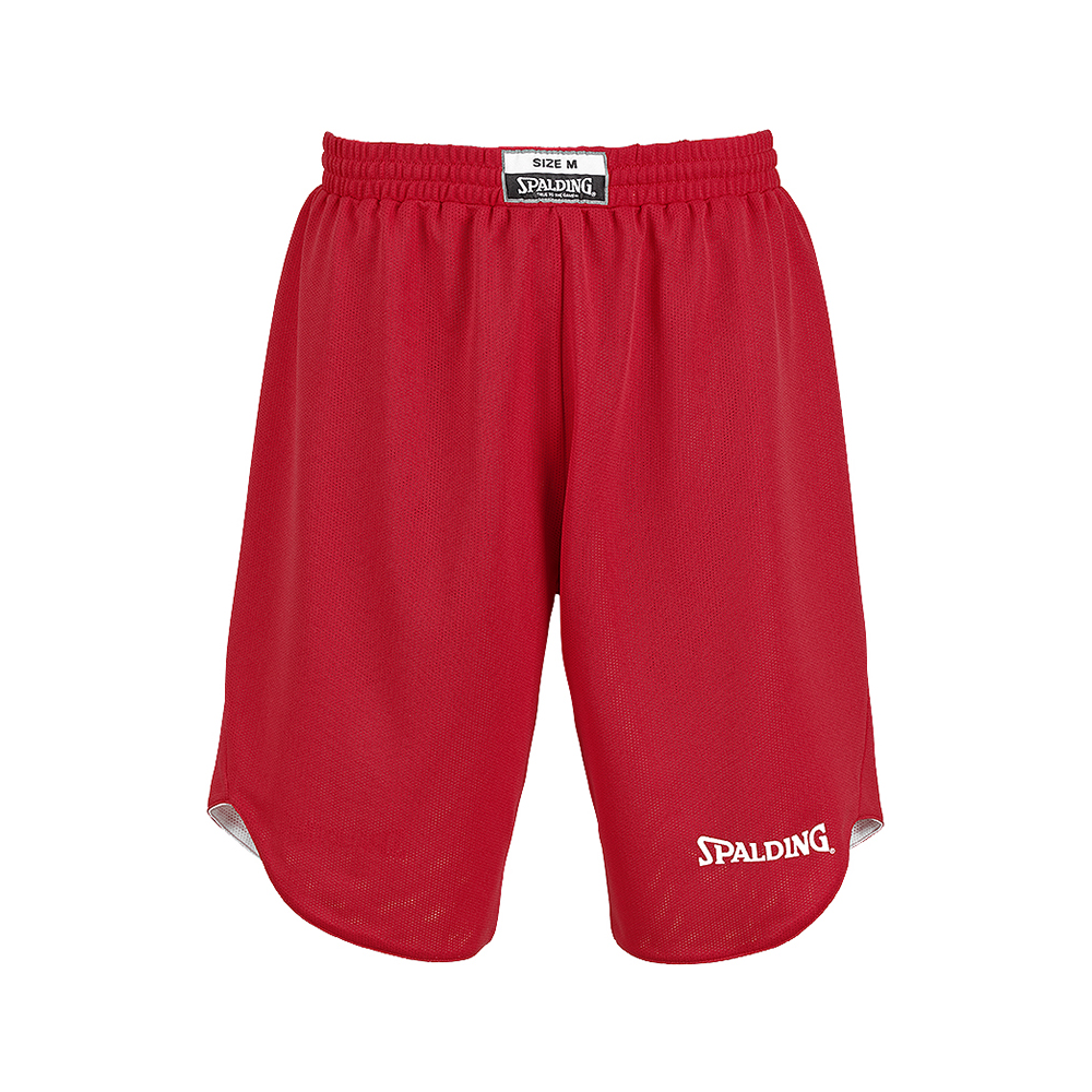 Spalding Double Face Kid Set - Short rouge