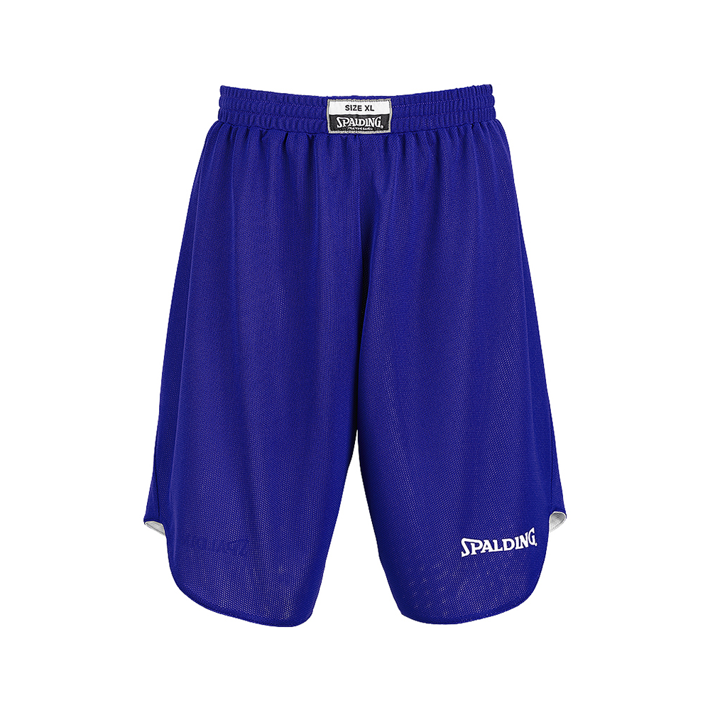 Spalding Double Face Kid Set - Short royal