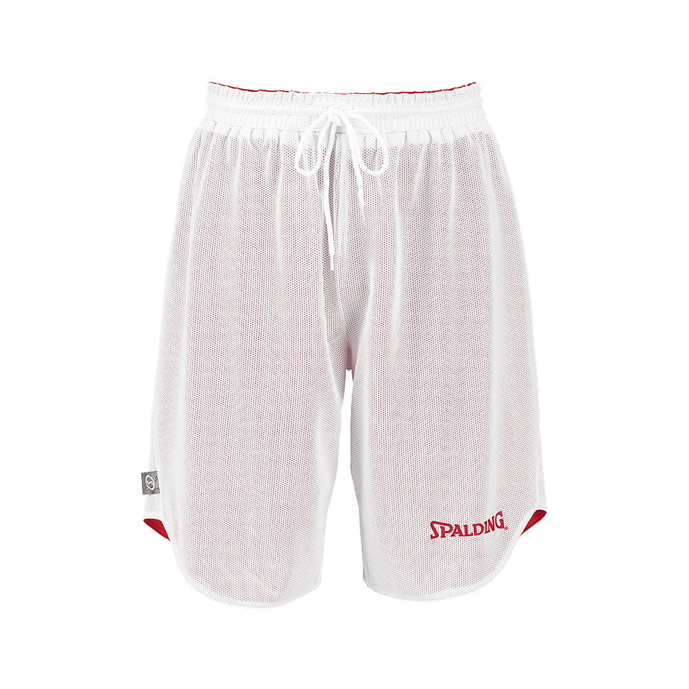 Spalding Double Face Kid Set - Short blanc