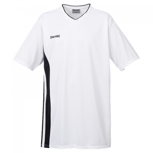 Spalding MVP Shooting Shirt - Blanc