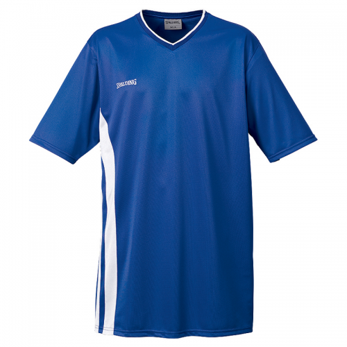 Spalding MVP Shooting Shirt - Royal