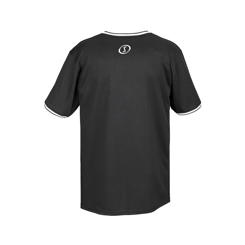 Spalding Crossover Shooting Shirt - Noir - Dos