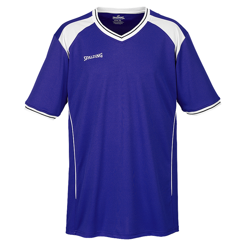 Spalding Crossover Shooting Shirt - Royal