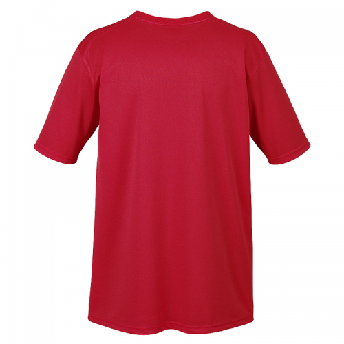 Spalding Attack Shooting Shirt - Rouge - Dos
