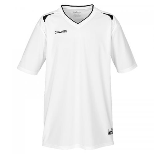 Spalding Attack Shooting Shirt - Blanc