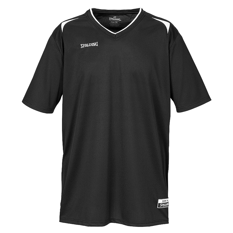 Spalding Attack Shooting Shirt - Noir