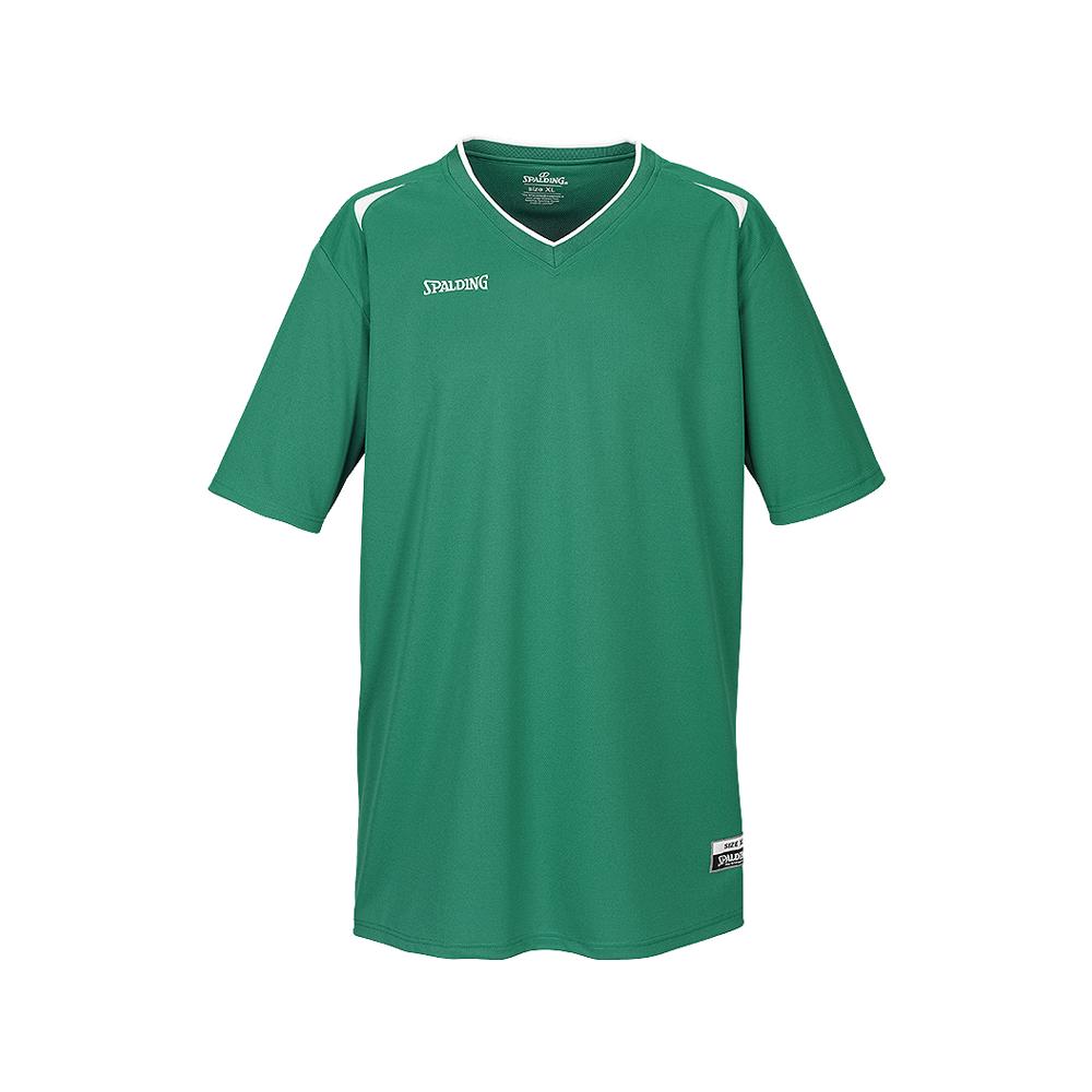Spalding Attack Shooting Shirt - Vert
