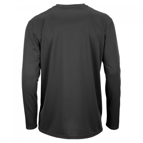 Spalding Attack Shooting Shirt LS - Noir - Dos