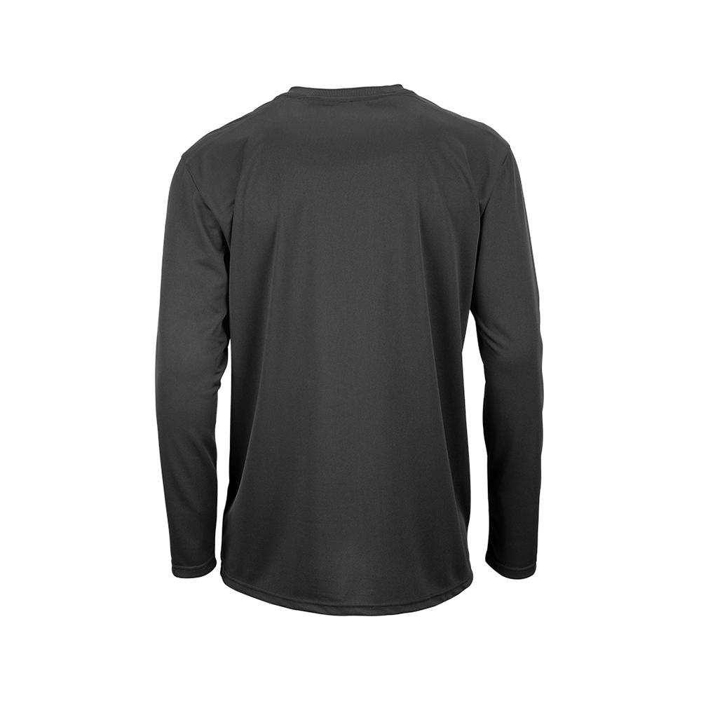 Spalding Attack Shooting Shirt LS - Noir - Dos