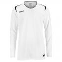 Spalding Attack Shooting Shirt LS - Blanc