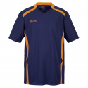 Spalding Offense Shooting Shirt - Marine & Orange