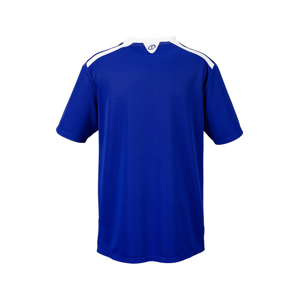 Spalding Offense Shooting Shirt - Royal - Dos