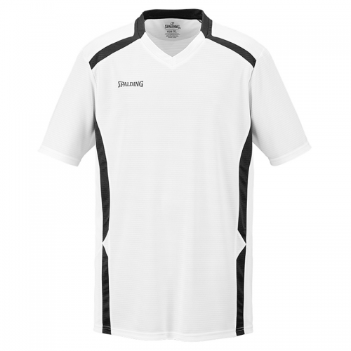 Spalding Offense Shooting Shirt - Blanc