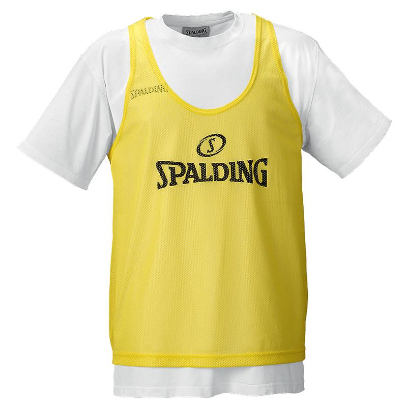 Spalding Training Bib - Jaune