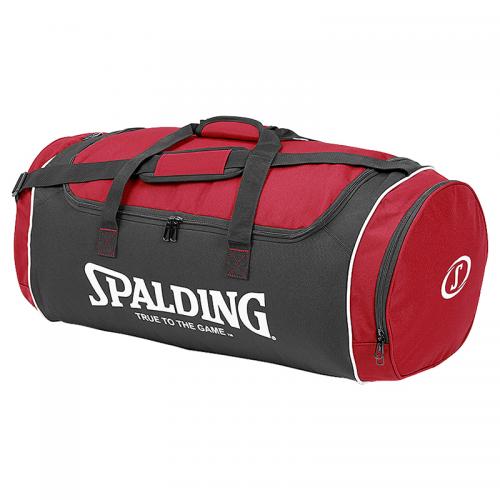 Spalding Tube Sportsbag L - Rouge