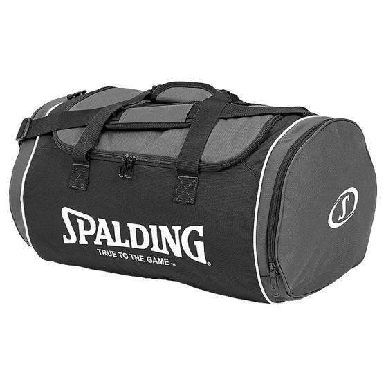 Spalding Tube Sportsbag M - Noir