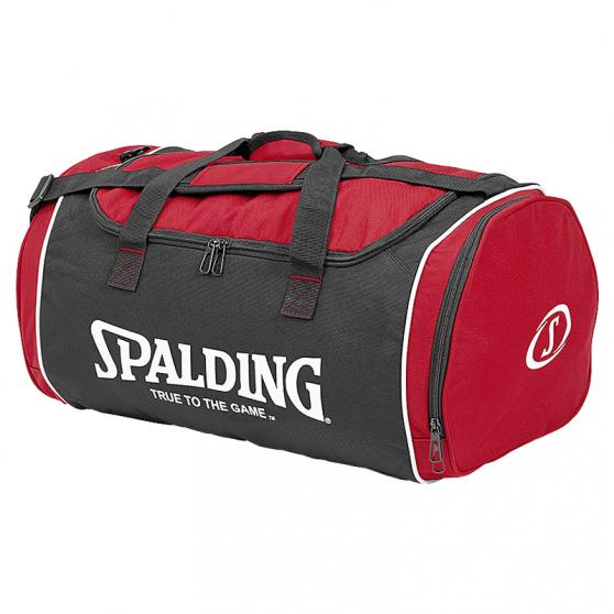 Spalding Tube Sportsbag M - Rouge