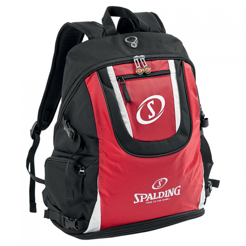 Spalding Backpack - Rouge