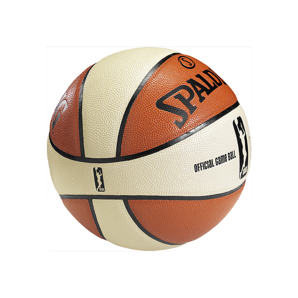 Spalding WNBA Gameball - Side view