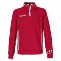 Spalding Evolution Quarterzip - Rouge