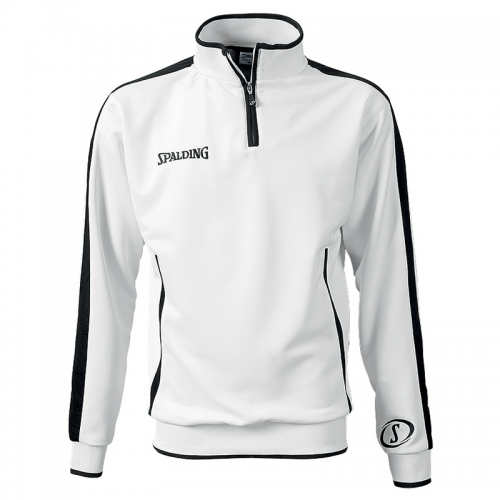 Spalding Evolution Quarterzip - Blanc