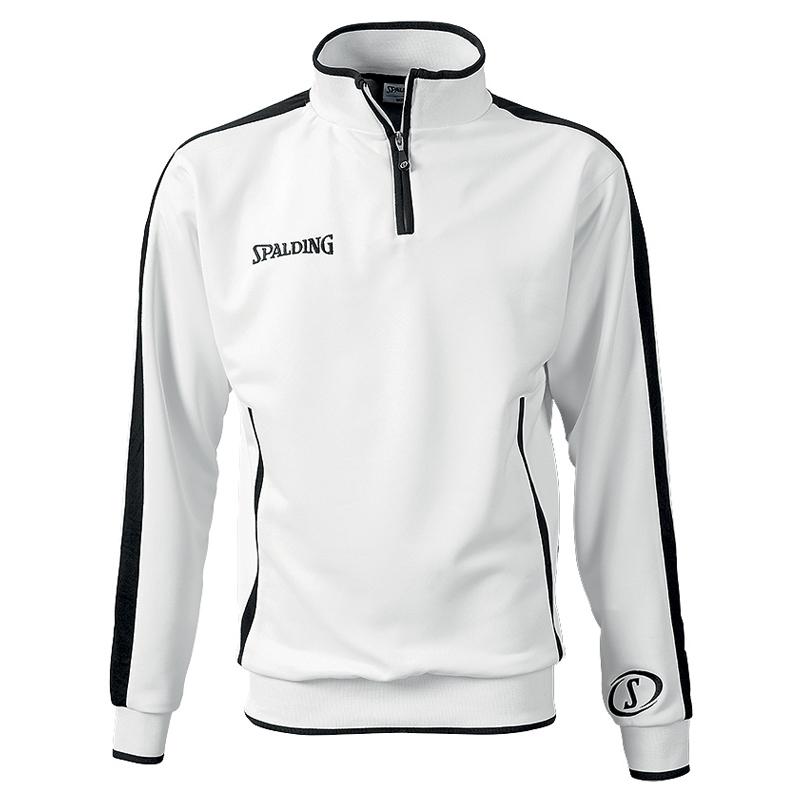 Spalding Evolution Quarterzip - Blanc