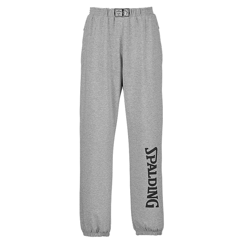 Spalding Team Long Pants - Gris