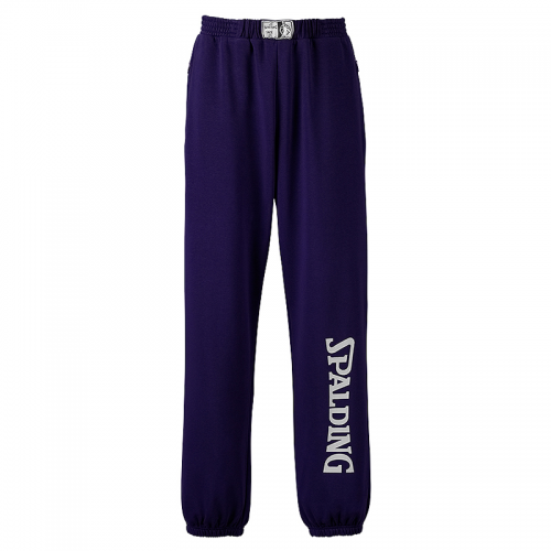 Spalding Team Long Pants - Marine