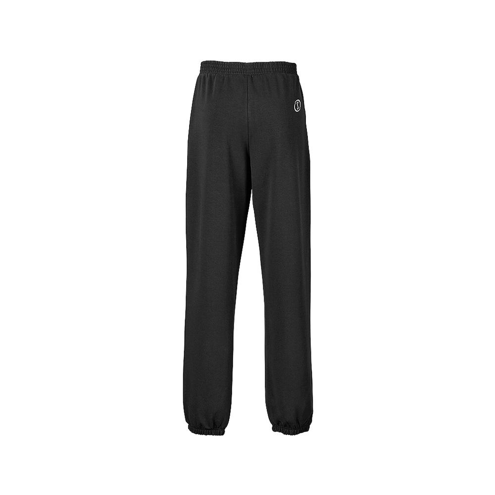 Spalding Team Long Pants - Noir - Dos