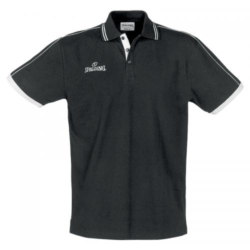 Spalding Polo Shirt - Noir