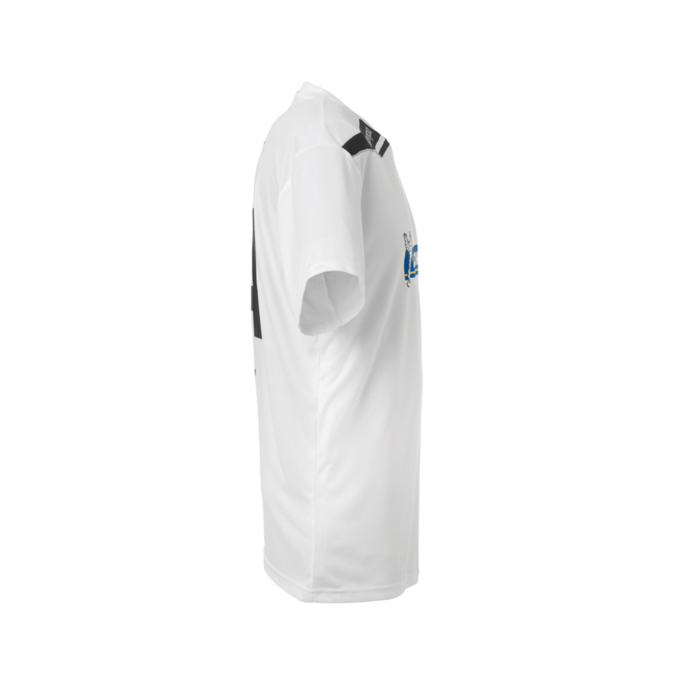Kempa Offense Shirt - Blanc - Vue de côté