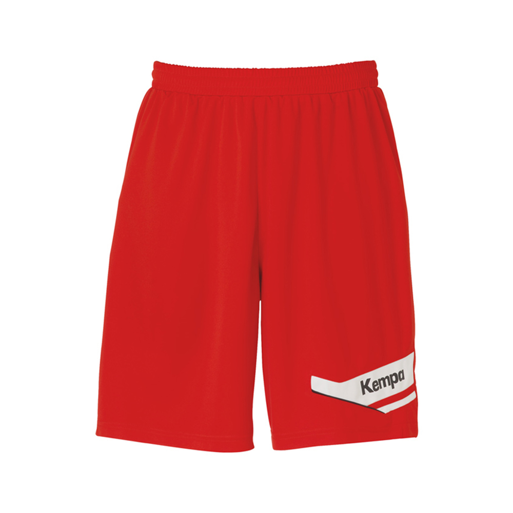 Kempa Offense Shorts - Rouge