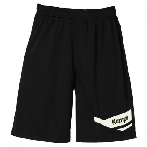 Kempa Offense Shorts - Noir & Blanc