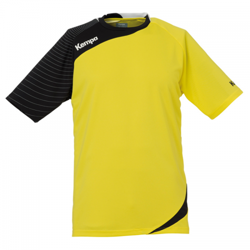 Kempa Circle Shirt Men - Jaune