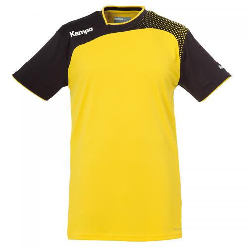 Kempa Emotion Shirt - Jaune
