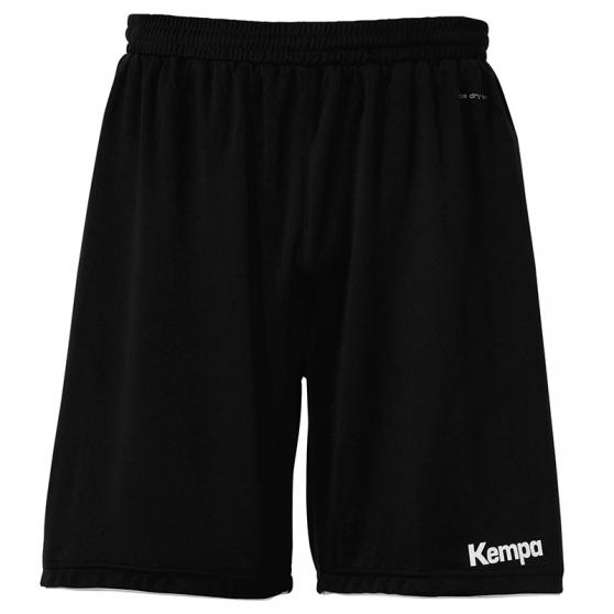 Kempa Emotion Shorts - Noir & Blanc