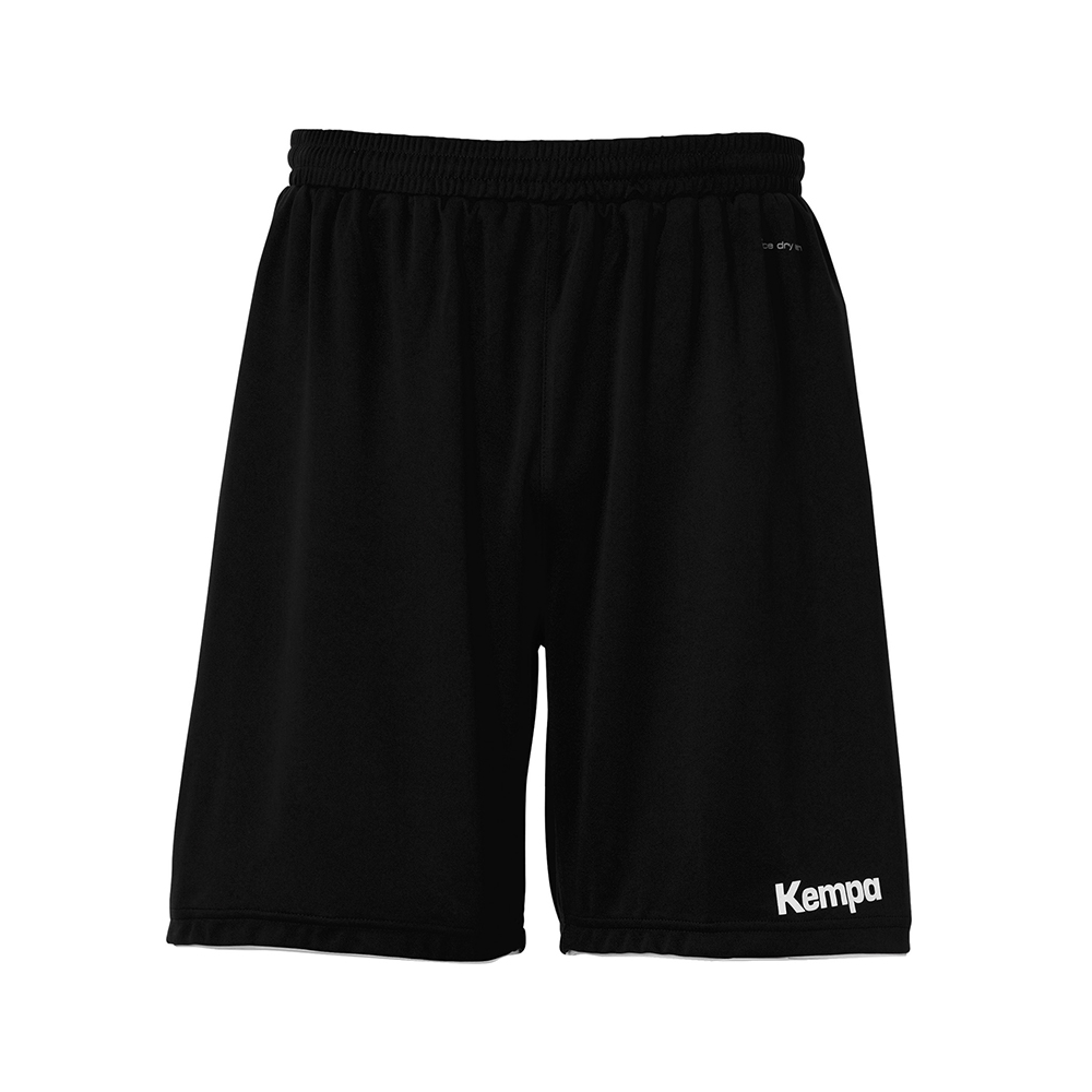 Kempa Emotion Shorts - Noir & Blanc
