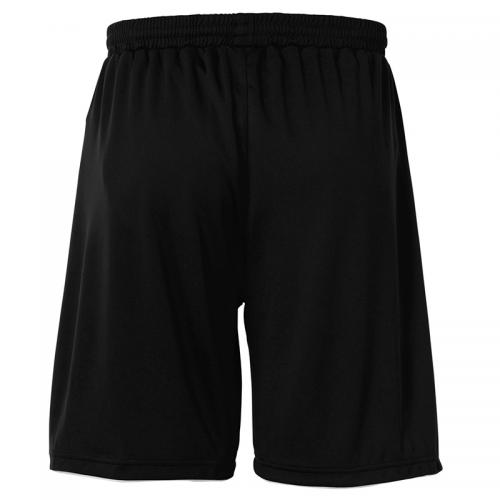 Kempa Emotion Shorts - Noir & Blanc - Vue de dos
