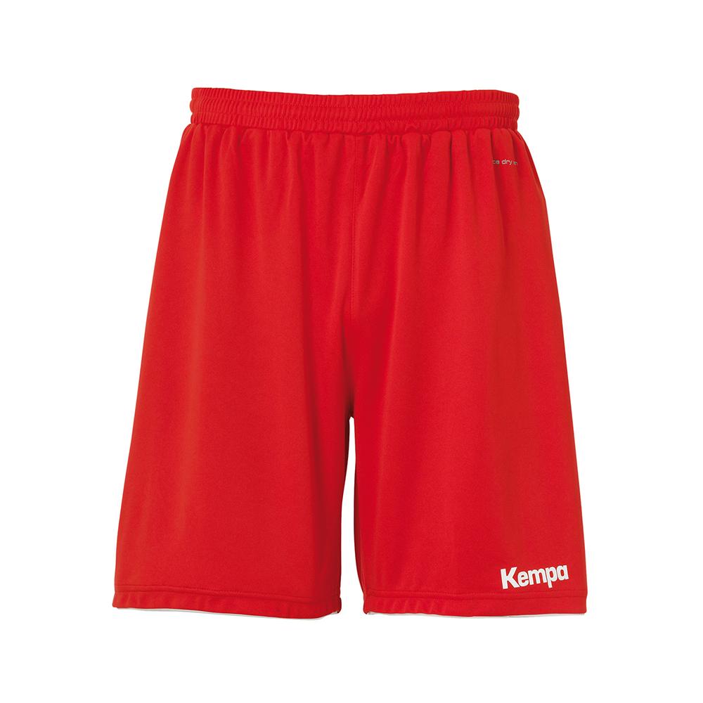 Kempa Emotion Shorts - Rouge