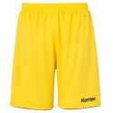 Kempa Emotion Shorts - Jaune