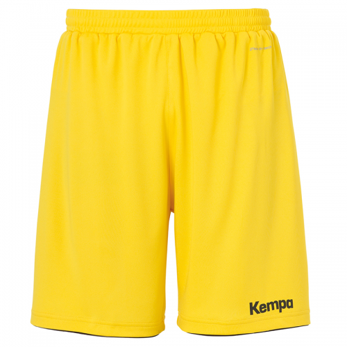 Kempa Emotion Shorts - Jaune