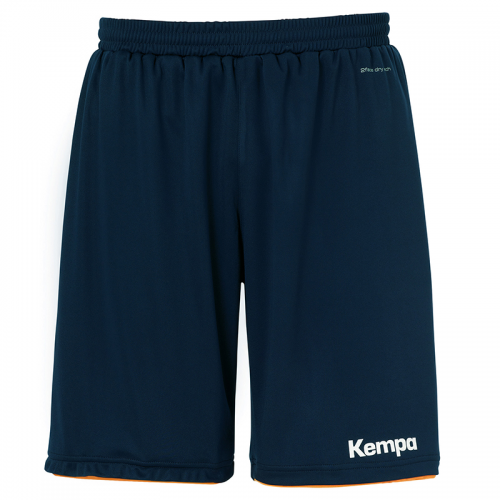Kempa Emotion Shorts - Marine & Orange