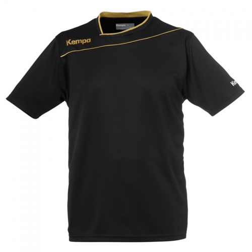 Kempa Gold Shirt - Noir