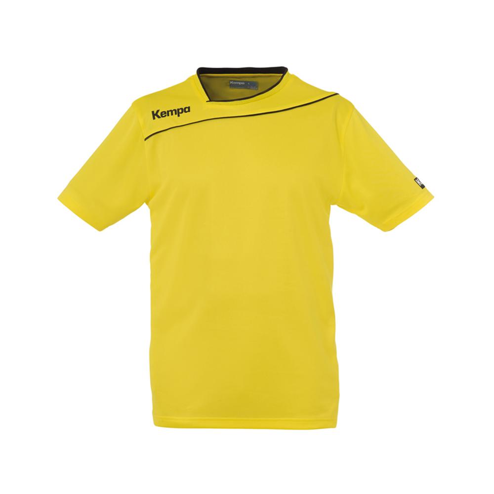 Kempa Gold Shirt - Jaune