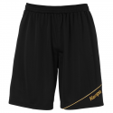 Kempa Gold Shorts - Noir & Or